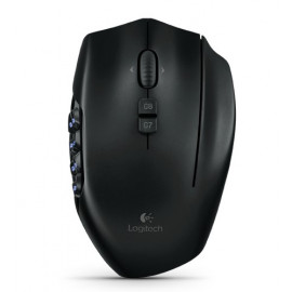 G600 - Souris filaire USB - Gaming 20 boutons (MMO, FPS) Noir