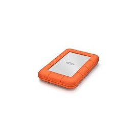 Rugged Mini 500GB USB Type-A 3.0 (3.1 Gen 1) Argent