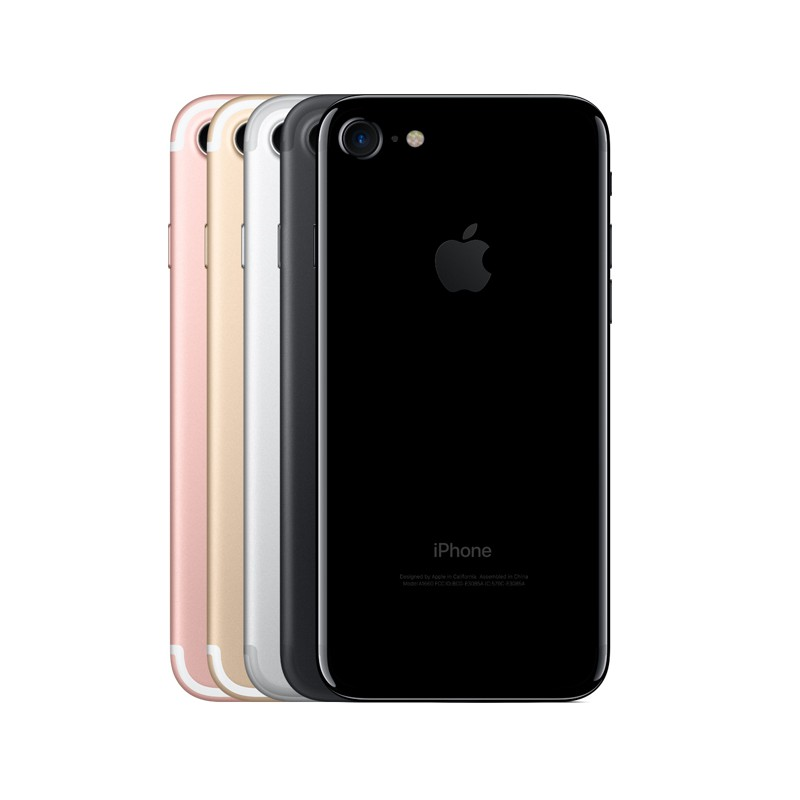 apple iphone 7 sim unique 4g 128go argent. Black Bedroom Furniture Sets. Home Design Ideas