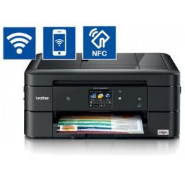 MFC-J880DW - Imprimante Multifonction jet d'encre couleur 4-en-1 (USB 2.0 / Wi-Fi / NFC)