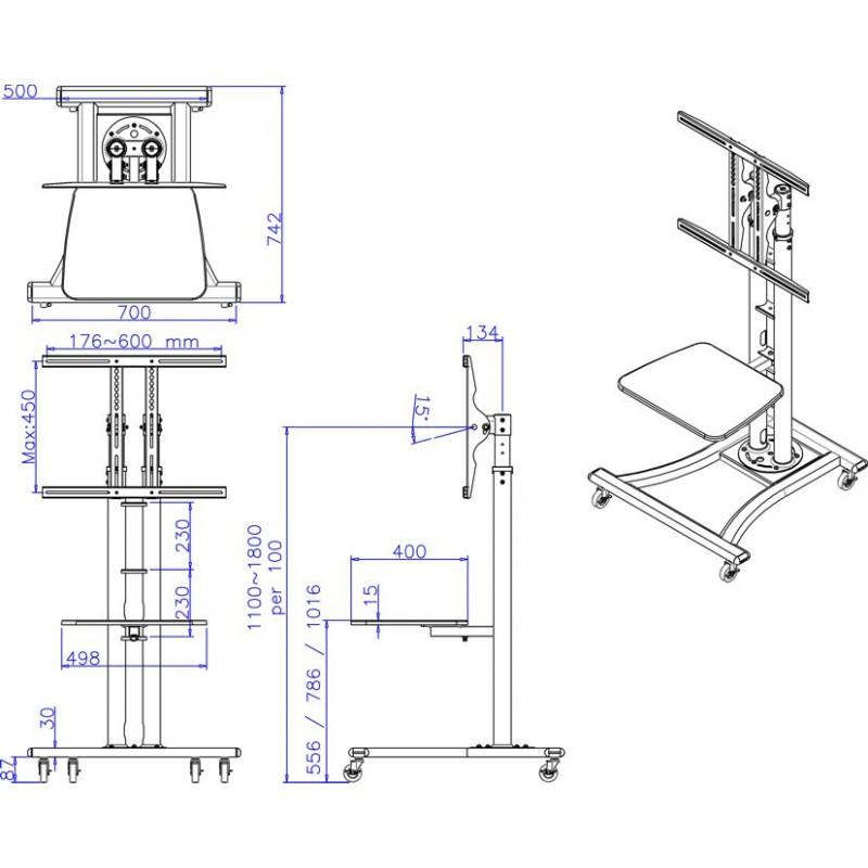 meuble pour tv led samsung – Artzein.com