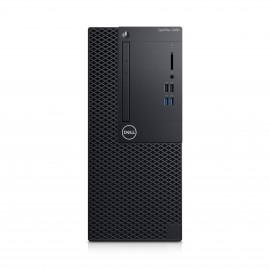 OptiPlex 3060 Intel® Core™ i3 de 8e génération i3-8100 4 Go DDR4-SDRAM 500 Go Disque dur Noir Mini Tour PC