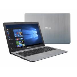 """X540LA-XX1304T Argent Ordinateur portable 39,6 cm (15.6"""") 1366 x 768 pixels 2 GHz Intel® Core™ i3 de 5e génération i3-5005U"""