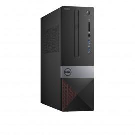 Vostro 3470 Intel® Core™ i5 de 8e génération i5-8400 4 Go DDR4-SDRAM 1000 Go Disque dur Noir, Gris, Rouge SFF PC