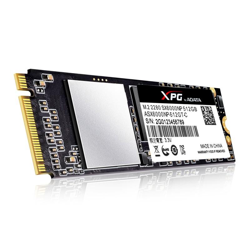 XPG SX8200 Pro Disque SSD M.2 1000 Go PCI Express 3.0 3D TLC NVMe 1000 Go, M.2, 3500 Mo//s Disques SSD